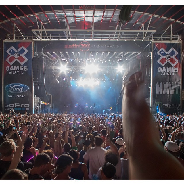 ICYMI: Yesterday, we announced that @theglitchmob, @joywavemusic and @kidinkbatgang will perform at #XGames Austin 2015.  June 4 is only 70 days away!