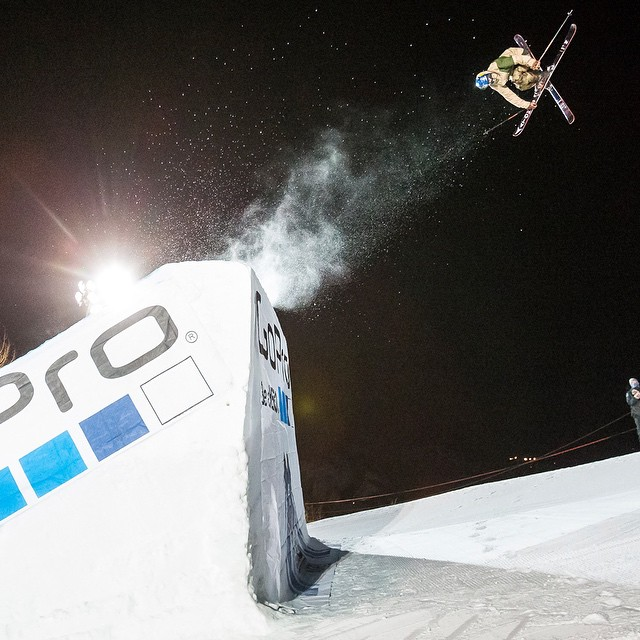 Three-time #XGames Ski Big Air bronze medalist @eliasambuhl turned 23 years old today. (