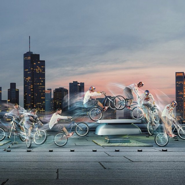 Skyline Morph Sessions. #givesyouwings
