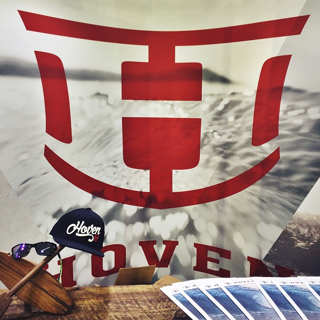 Come see Hoven at The Fred Hall Show - Del Mar till 8pm TODAY. We got your hookup for spring shades! #hovenvision #fishing #boating #sup #surf #fredhall #sandiego