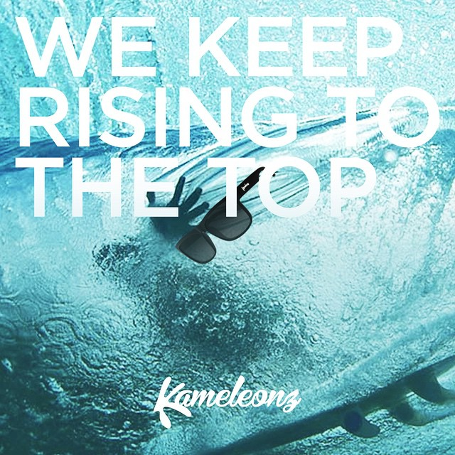 Unsinkable shades Tap the link in our bio to preorder yours - Only on Kickstarter!  #Kameleonz #Kickstarter #PledgeToday #SteelLafferty #Floatable #FloatOn #GoPro #Wakeboarding #Fishing #Kayaking #SUP #Surfing #Kiteboarding #Wakesurfing #Skimboarding...