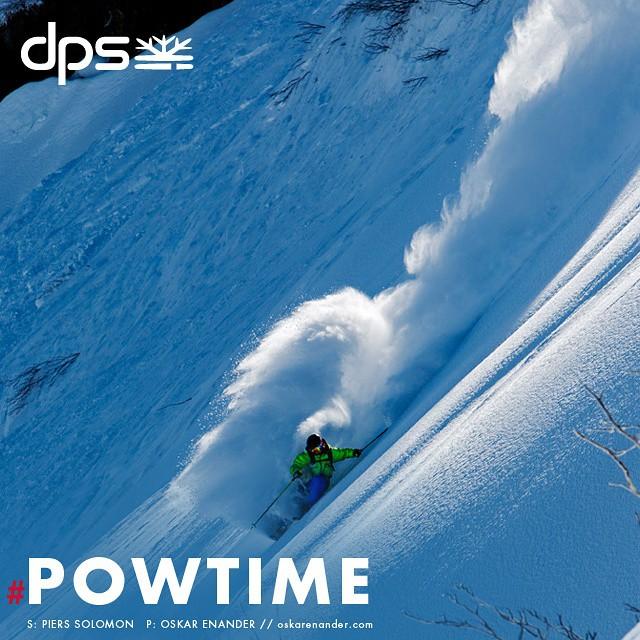 @pierssolomon in Switzerland. Photo: @oskar_enander. #Powtime