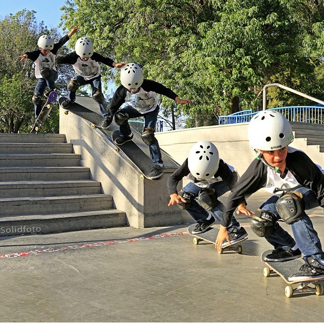 #Repost of a sweet sequence shot by @solidfoto || @mylesstrampello always on point! ⚡️