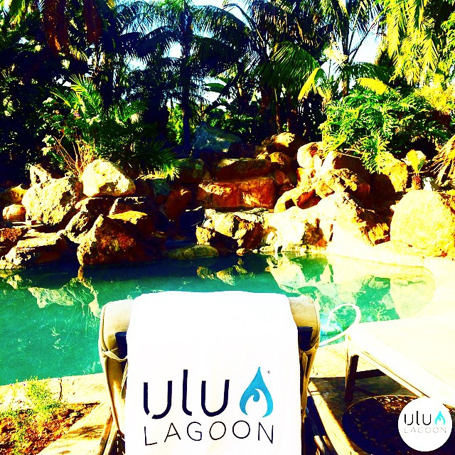 Enjoy your Friday everyone!  #uluLAGOON #tropical #vibes