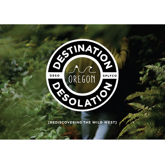 DESTINATION : DESOLATION, the first installment of @desolationsupply's visual series with @rotorcollective is now live. First stop: Oregon Coast. Link in profile. _ #DestinationDesolation #desolationsupply #DESO #itswayoutthere #oregoncoast