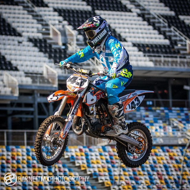 @cullin43 had a pretty good week at Daytona! Look for him in the front at freestone this week! @barnettmxphotography #barnettmxphotography #wolfpack #wolftrainingacademy #moto #motocross #daytona #freestone #ripping #lookout
