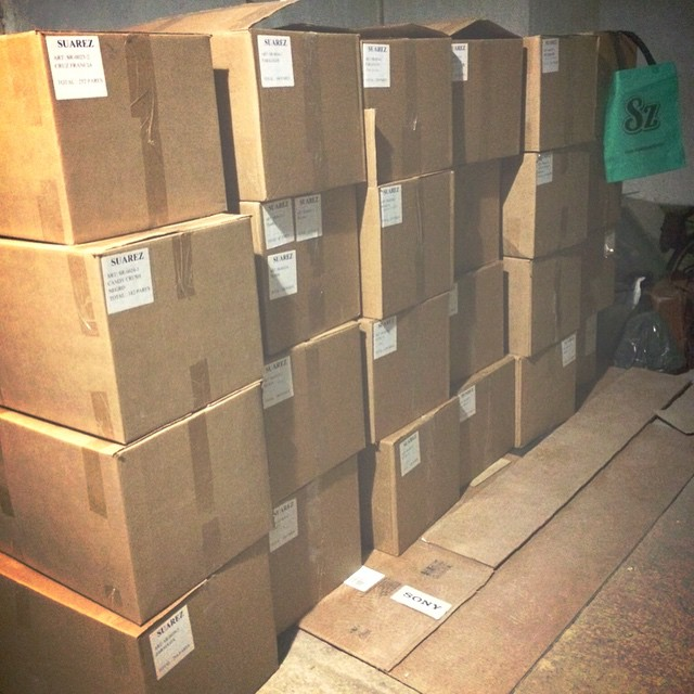 Arrancamos el finde MUY ARRIBA! Recibiendo apenas un cuarto de TODA la nueva colección! Otoño-Inv 2015 Agarrateeeee #socks #style #MediasConOnda