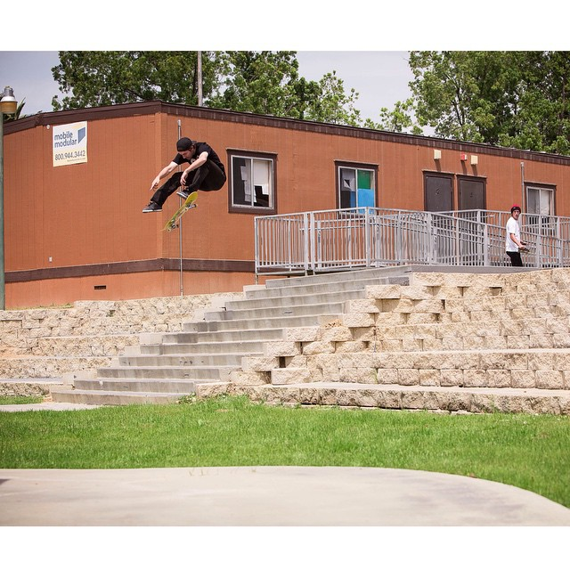 Happy birthday @mikemo! Here's to many mo switch frontside flips in the future!