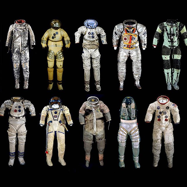 When it comes to parachutes, spacesuits and wetsuits, we prefer the high-performance, Ichiban variety PC @nasa #ckth #artplusfunction #lovematuse