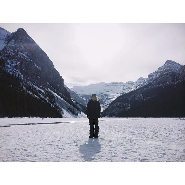 Here's a little jealousy fuel from Coal's @desireemelancon while she explores #alberta.