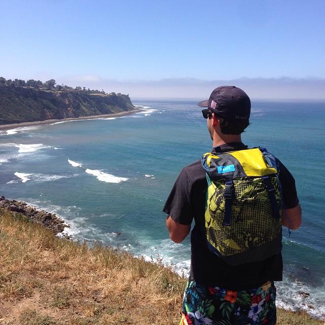 @jackoaleon overlooking #thecove in #palosverdes // #discoverpack & #mafiajoy