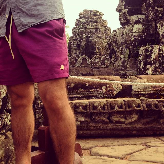 Angkor Wat #borna #somosborna #firenze #swimwear #cambodia #siemreap #trajesdebaño #shorts #trends
