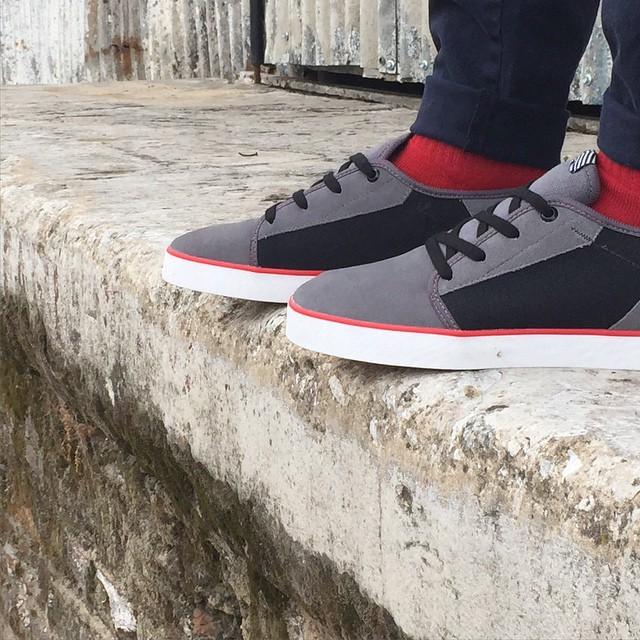 GRIMM BLG #VolcomFootwear #aw15 #TrueToThis disponible en #VolcomStores