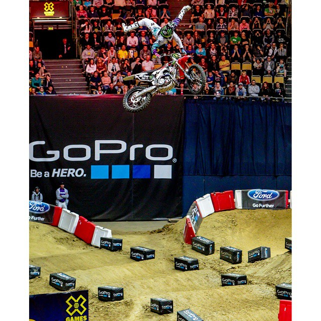 18-time medalist @nateadams741 has confirmed that he will compete in Moto X Speed & Style at #XGames Austin this June. (