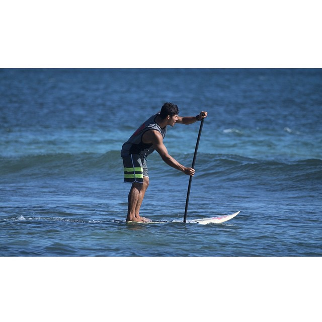 It's not Monday yet, get out and paddle! #roguesup #sup #standuppaddle #sayulita