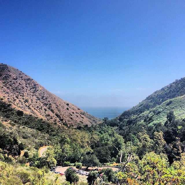 Happy Sunday.☀️ #sundays #hike #malibu #cali #love