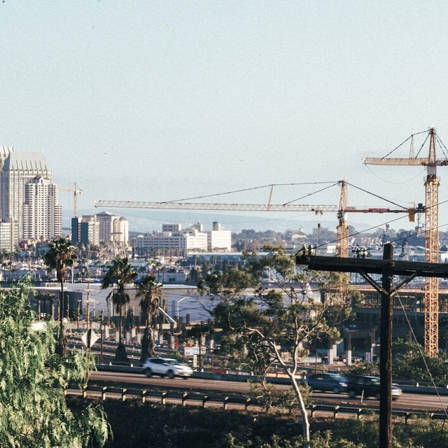 San Diego born and raised and moving ever since PC @josephbuckleycampbell #ckth #lovematuse