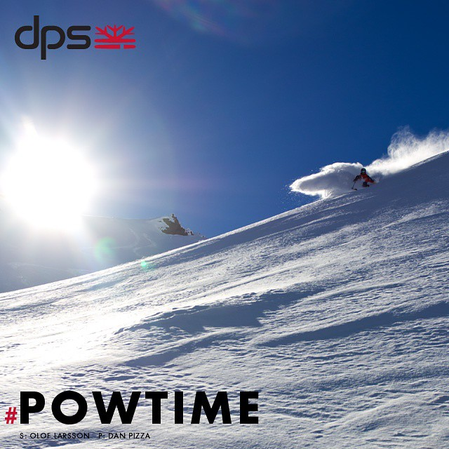 Whether late season shredding, or a South American winter, hone your quiver with Pure3. Only a few short days left to take advantage of #Powtime incentives. Learn more at dpsskis.com.