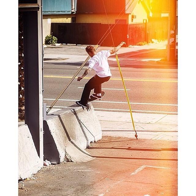@ave filmando para #vanspropeller, nuestra primer película de skate que se estrena en mayo. Que poco falta