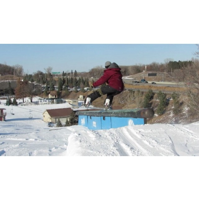 Team rider from #Minnesota @jgrahamproductions❄️#FrostyHeadwear #Snowboarding