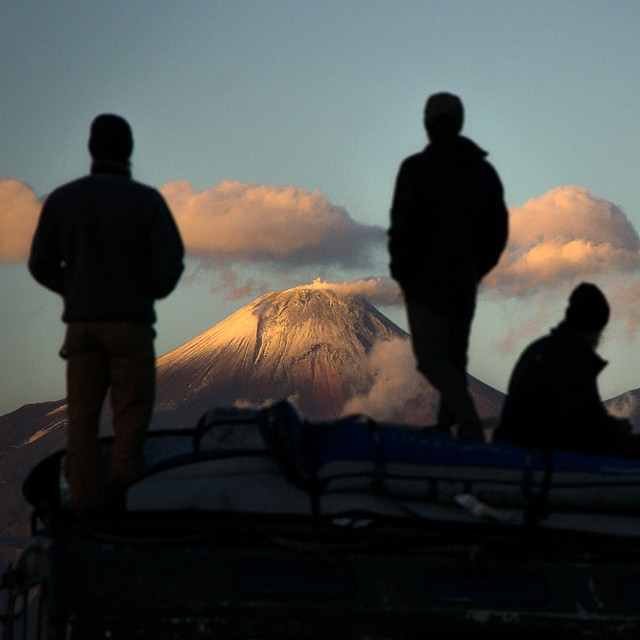 The journey is the reward. #GetOutStayOut  Photo: @chrisburkard