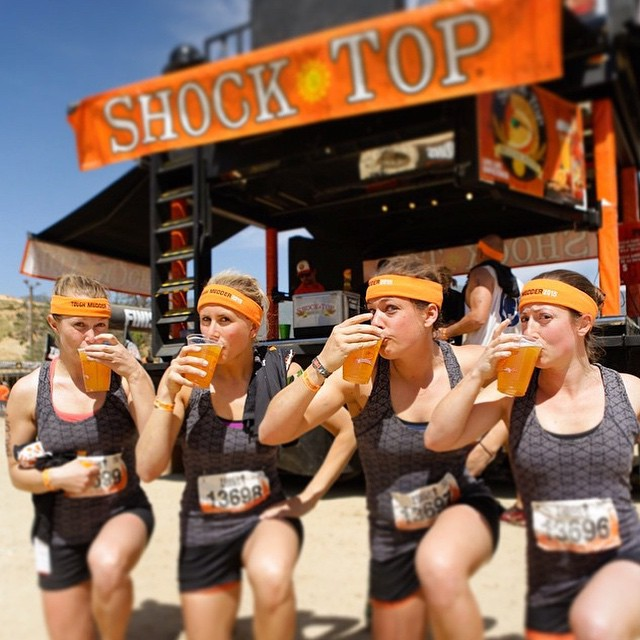 Can T4T #activewear survive a #toughmudder? Here's the proof! These ladies look awesome! @tough_mudder #regram #toughmudderla #LA #cali Photo Cred: @westonwalker