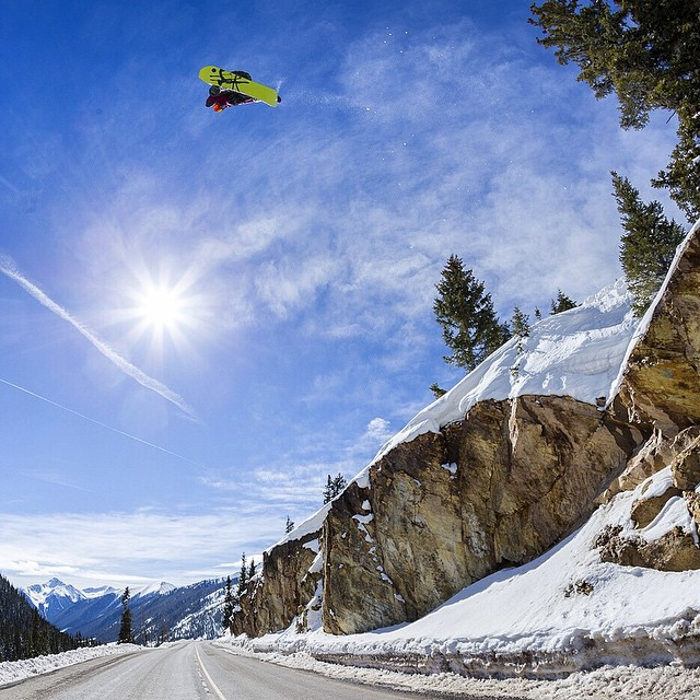 @colin_spencer rewrites the rules of the road.  Photo: @prof_daggs #SEEHAPPY