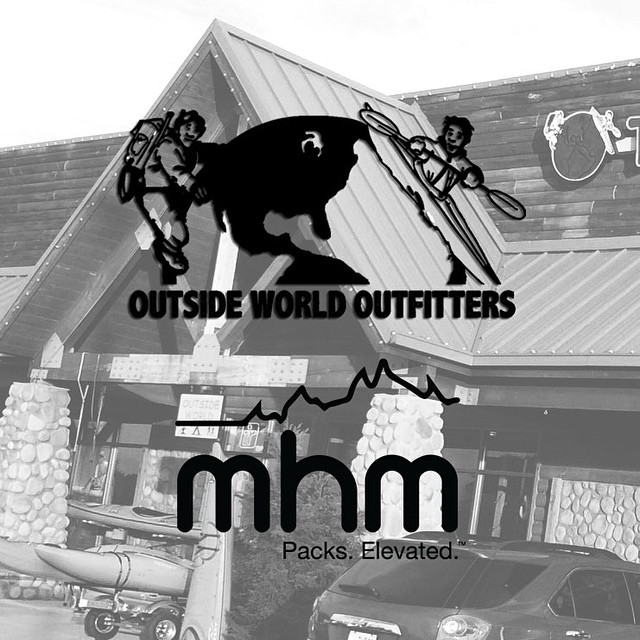 NEW DEALER ALERT: We're stoked to be working with @outsideworldoutfitters in Dawsonville, GA! Locally owned and operated, give em a visit if you're in their neck of the woods! #PacksElevated #georgia #outdoor
