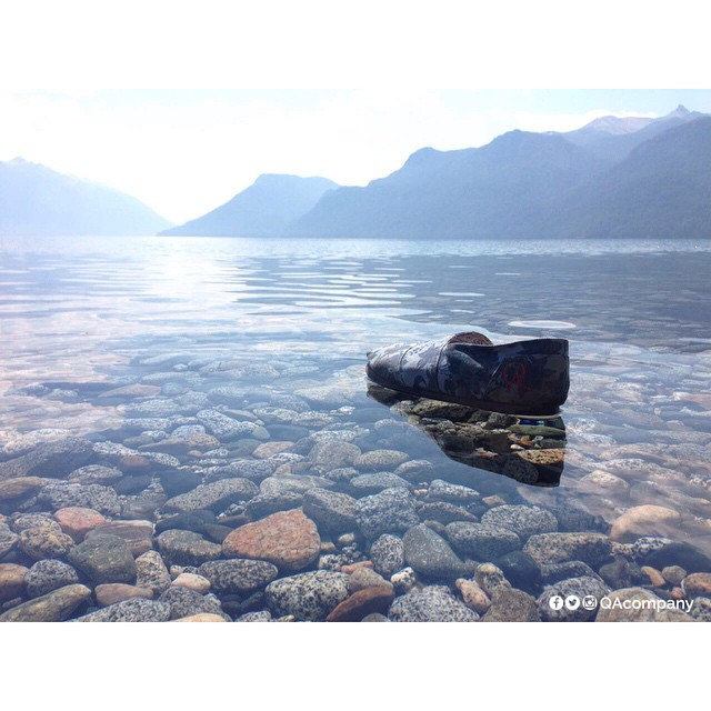 Son para caminar por donde quieras, todo es cuestión de Actitud. #QuienSabeDeActitud #QALife www.QA.com.ar