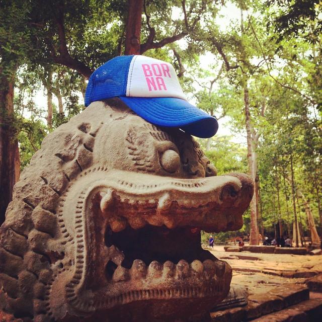 Good Morning #borna #somosborna #cambodia #swimwear #trajesdebaño