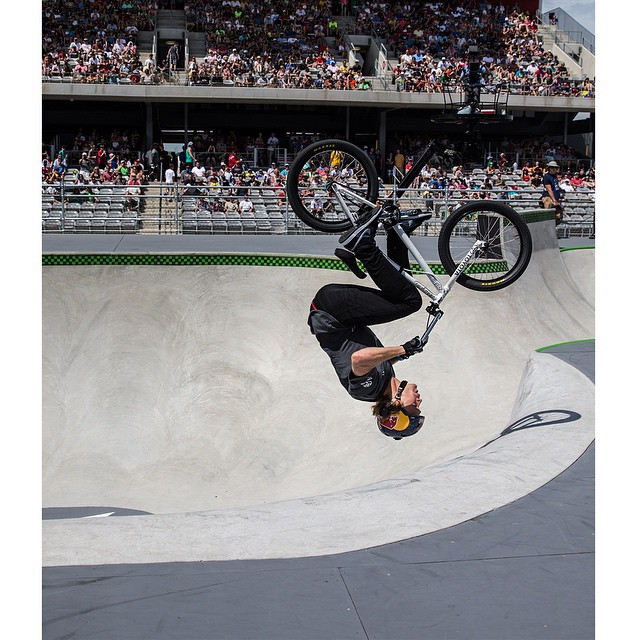 Defending silver medalist @drewbezanson has confirmed that he will compete in BMX Park at #XGames Austin this June. (