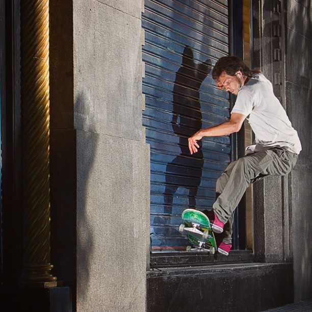 Invading the city  #skate