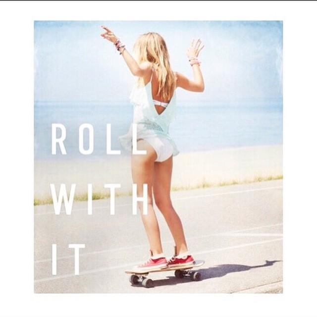 #revbalance #RollWithIt #FindYourBalance #Boarding #Skateboard #Skateboarding #LiveToRide #SkateLife #GirlsWhoSkate #ChickRider #Instagood #Balance #RideAllDay #CaliLife #SummerLiving