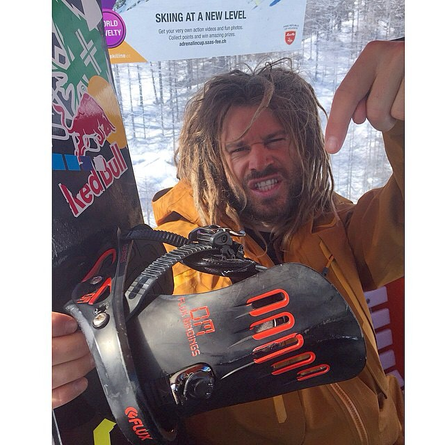 @johnjamun is stoked on his DM bindings and we're stoked he's stoked. So much stoke! #FluxBindings #JohnJackson