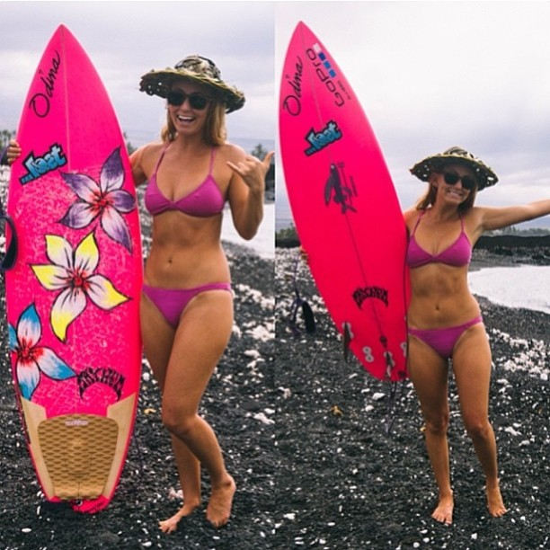 We will be #introducing the #Malama (to care for) #Collection in #collaboration with @alisonsadventures at @SurfExpo this week! Come by booth #2031 to check out all of our #bikinis that have been seen around the #world! #bikinisgoneviral