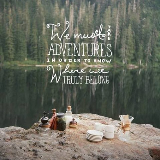 #Monday #pinspiration!  Take the #adventure...