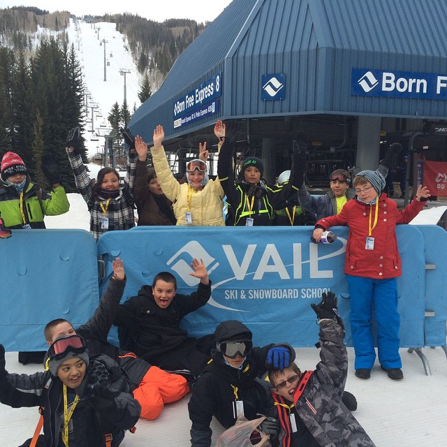 SOS is proud to partner with vail to serve youth! Vail's new epic Schoolkids colorado pack grants access to @beavercreek @vailmtn @breckenridgemtn @keystone_resort for k-5 kids for free! They're even throwing in some rentals and lessons! Can't wait to...