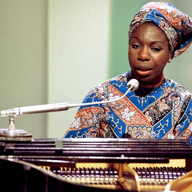 Big ups to Nina Simone. Let that track Suzanne play a few more times #lovematuse #ckth