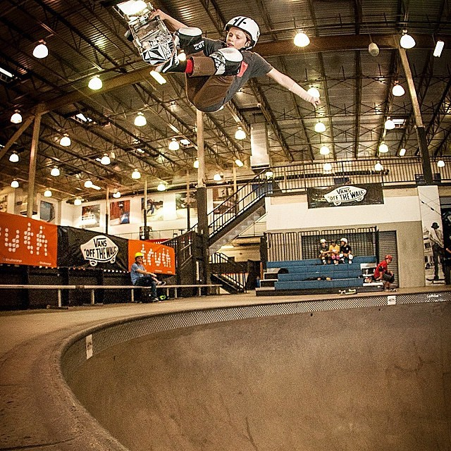 @cjcollinsskate photo @hlhaes #thecombi CJ wears the S1 Mini Lifer Helmet . #s1helmets #liferhelmet #certifiedmultipleimpact & #certifiedhighimpact #skateboarding