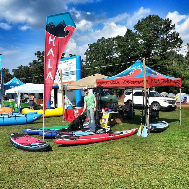 Hala Gear will be be at Noli Fest! We are bringing a bunch of boards! Let me know if you would like to demo an  Atcha, Straight Up, or Hoss!! :) #halagear #halasup #adventuredesigned #whitewatersup #whitewaterdesigned  #nolifest #supdemo #Tennessee...