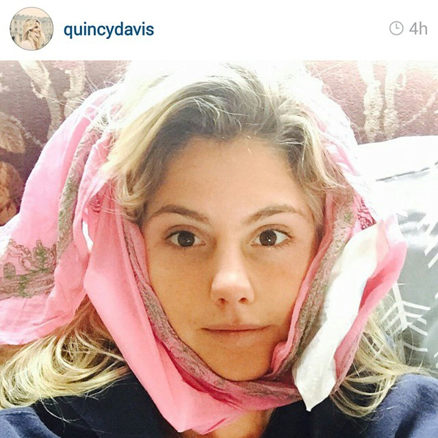Our #WCW is the always beautiful Miss Quincy Davis. Co-founder Evan has a humongous crush on you and wants you to have one of our Kaua`i Series racks for your quiver. Hopefully it will take your mind off of your wisdom teef recovery and let you...