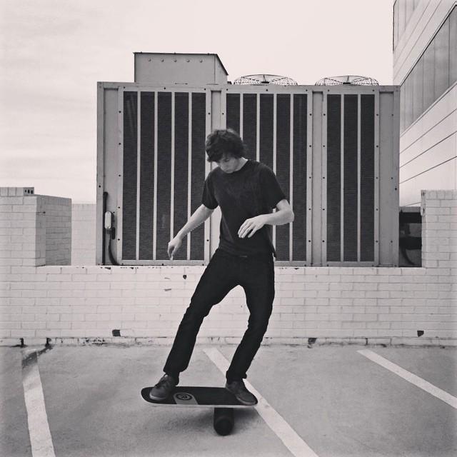 #FindingBalance in the city! #revbalance #balance #FindYourBalance #fitenss #train #skate #skateboard #skateboarding #surf #surfing #snowboard #snowboarding #SUP #supping #longboard #longboarding #wakeboard #wakeboarding #wakeskate #wakeskating...