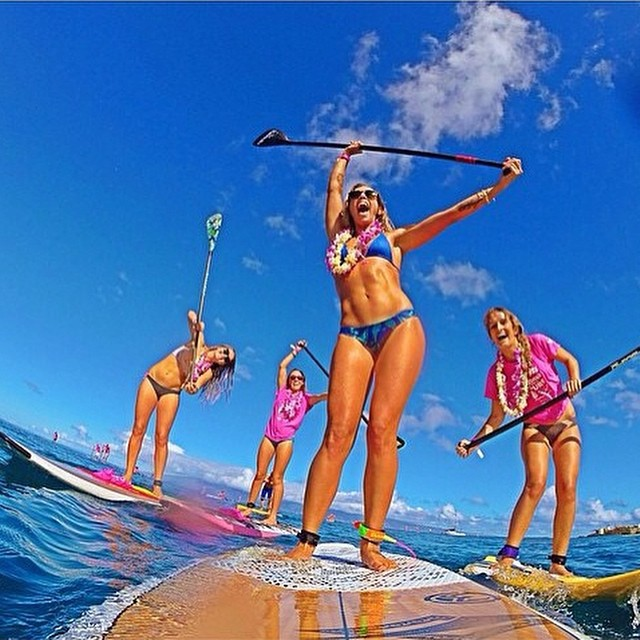 We are thrilled to announce that we are partnering with The Butterfly Effect (@BeTheEffect) as the beneficiary of their upcoming all-female SUP event in #Maui on April 25, 2015! The Butterfly Effect empowers women in water sports through a...