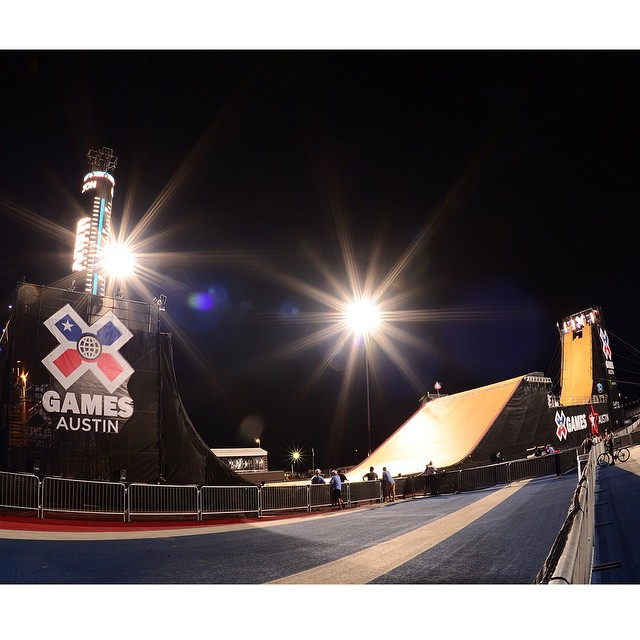We're going to make some major #XGames Austin announcements tomorrow morning!  Stay glued to our social media and XGames.com for the latest.