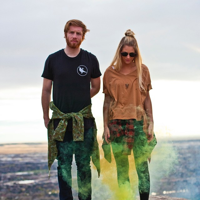 @goldenmomentsmedia x smoke bombs // find the full #ProofFrontierProject online now!