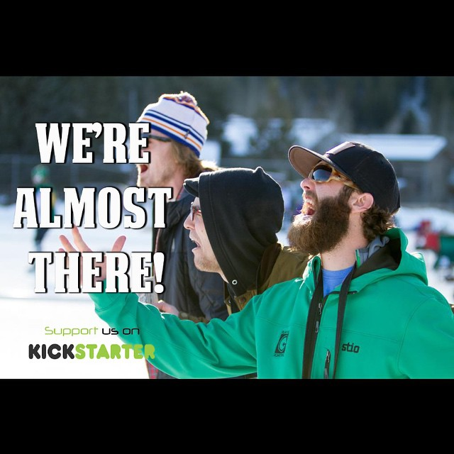 37 hours remaining on the PHGB kickstarter!! #jointhemovement #phgb #almostthere