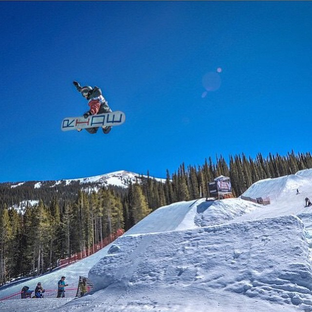 Team rider @yatko killing it at USASA Nationals last week. #earnyouturns #staywild #shredthelove #getuptogetdown #snowboarding