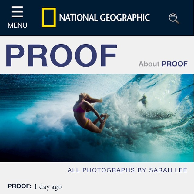 @Alisonsadventures and @Sarahlee for real got featured on #nationalgeographic - still so #excited to have help #bring these two very #talented #women #together! The #odina #family is #magical! Shop.odinasurf.com/alisons-adventures-boho-surf-top