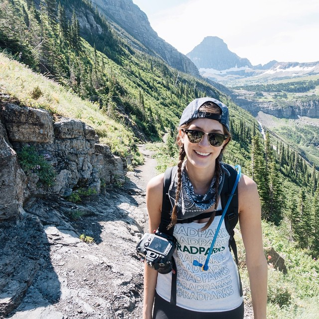 Meet Parks Project Ambassador Alyx Schwarz @shoestringadventures, #radparks adventure guide for California weekend warriors and social media maven for Parks Project! Check out our interview with Alyx in the Field Notes, then head over to...