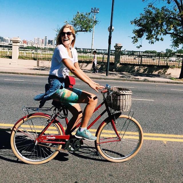 Tropical Biker by @lulubiaus  #rangalifestyle
